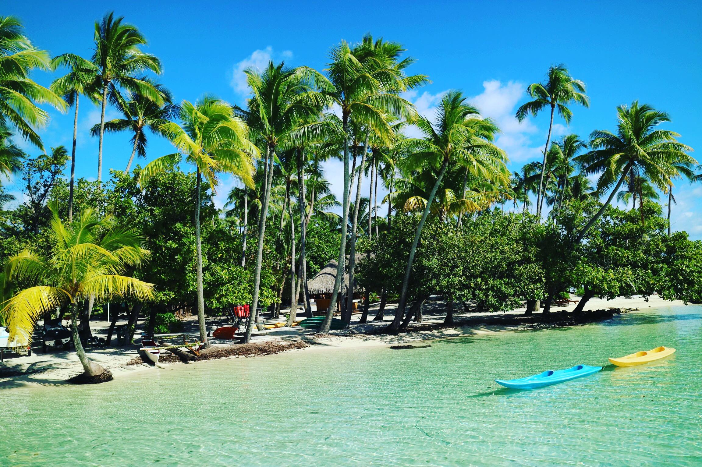 ハネムーン タヒチ旅行記 * タハア島 ラ・タハアアイランド・リゾート・スパの口コミ