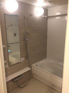 新築マンションのお風呂