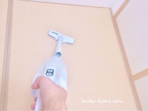 マキタCL107FDSHWで和室を掃除