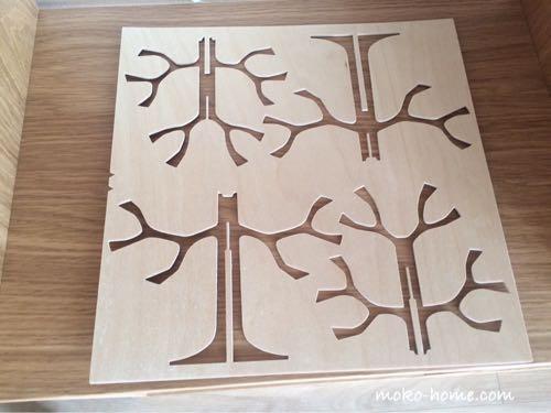 Loviツリーの型