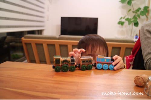 1歳7ヶ月の男の子の発達経過