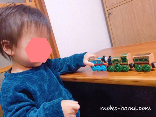 1歳半の男の子にオススメのおもちゃ