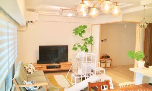 新築で購入した分譲マンションの2年目アフターサービスで壁紙と床を補修