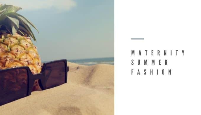 楽天でマタニティーの夏服を購入