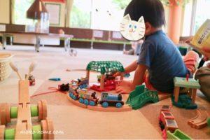 東条湖おもちゃ王国・木のおもちゃ館