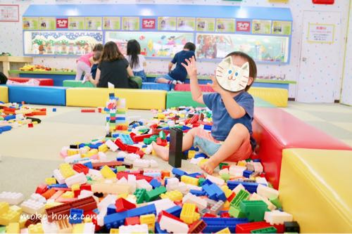 東条湖おもちゃ王国|ダイヤブロックワールド|ブログ