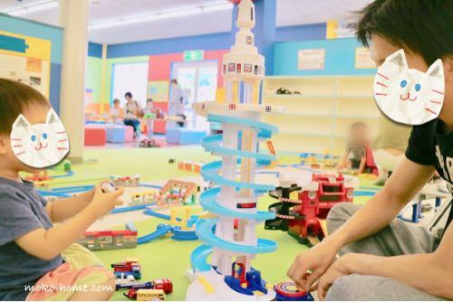 東条湖おもちゃ王国|トミカ・プラレールランド|ブログ