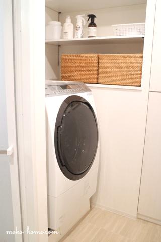 パナソニックのドラム式洗濯乾燥機「NA-VX800AL」