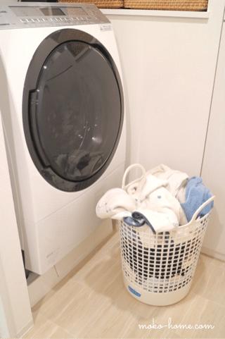パナソニック ドラム式洗濯乾燥機NA-VX800AL