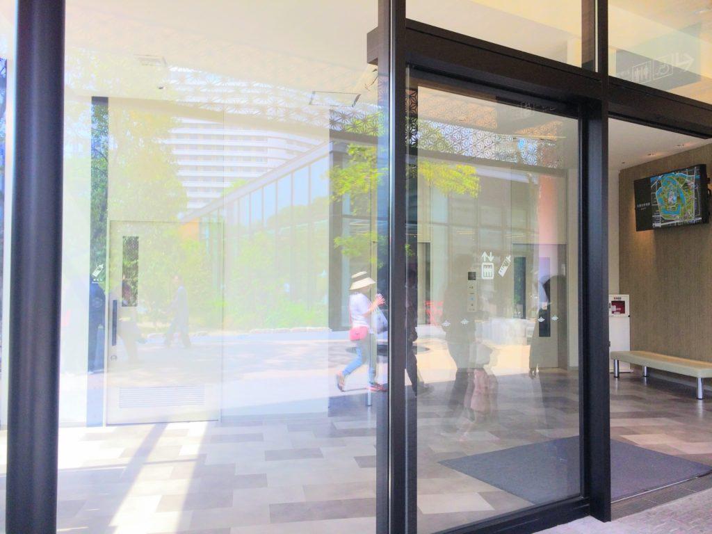 大阪城公園ジョーテラスの授乳室