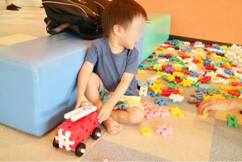 東条湖おもちゃ王国の学びのハウス