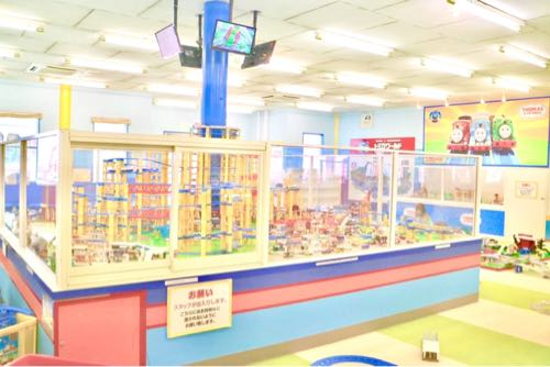 東条湖おもちゃ王国のトミカ