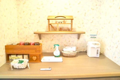 おもちゃ王国ホテルグリーンプラザ東条湖ベビーキッズルームの備品
