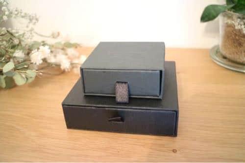 北欧アクセサリーMarc Mirrenの箱